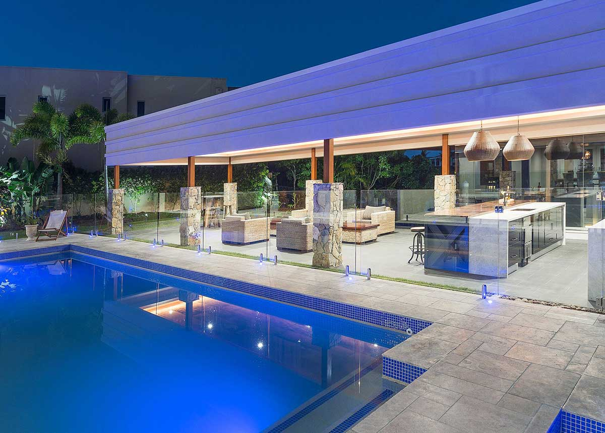 Outdoor and Pool Lighting | Electrician Gold Coast | LMG Electrical